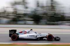 Valtteri Bottas lidera la tabla de tiempos en el último día de la pretemporada de F1