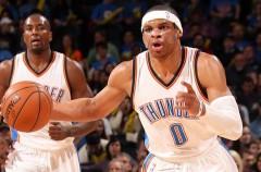 NBA: LeBron James y Russell Westbrook, los mejores del mes de febrero
