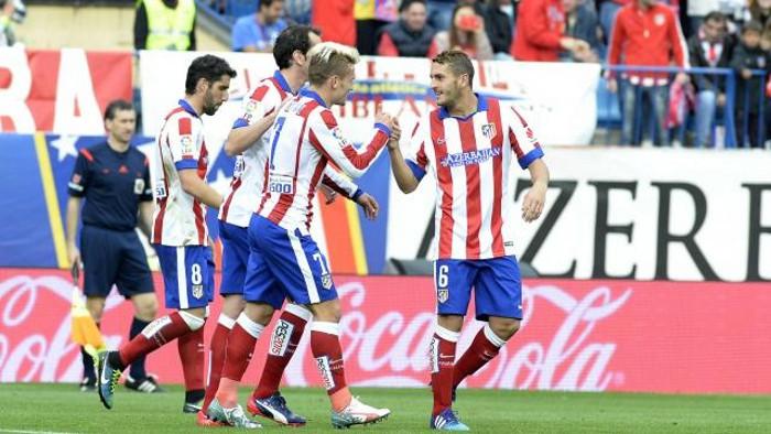 El Atlético de Madrid está cada vez más cerca de la tercera plaza