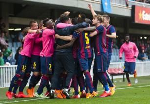 Liga Española 2014-2015 2ª División: resultados y clasificación Jornada 35