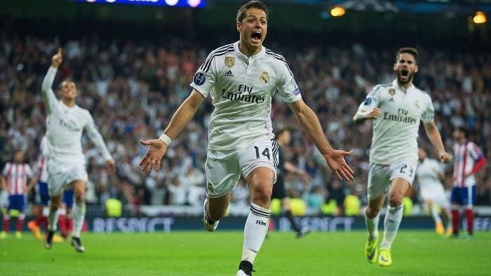 El gol de Chicharito mete en semifinales al Real Madrid