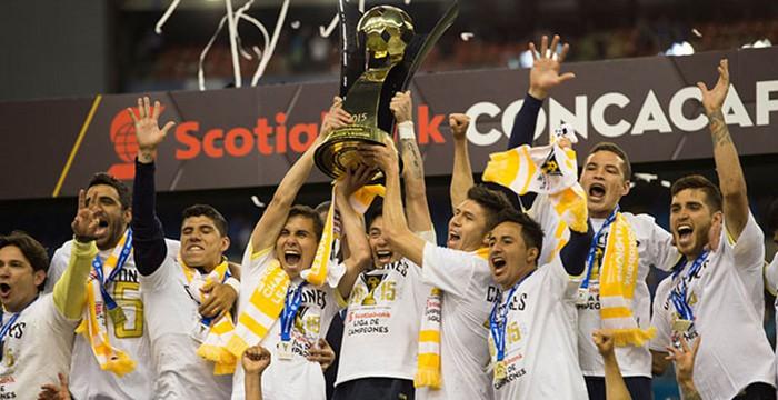 Club América de México ganó la Liga de Campeones de la CONCACAF 2015