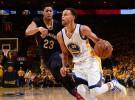 Playoffs NBA 2015: los Warriors eliminan a los Pelicans por la vía rápida