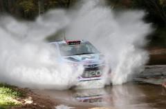 Arranca el Rally de Argentina 2015: fechas y recorrido detallado