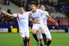 Europa League 2014-2015: el Sevilla viajará a Rusia con un 2-1 a su favor