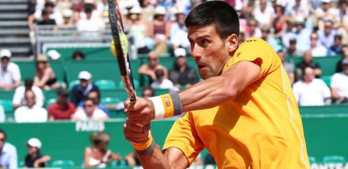 Djokovic a octavos de final en Montecarlo