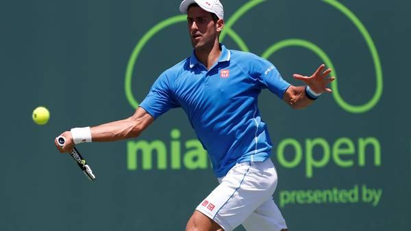 Djokovic logra hito en Miami