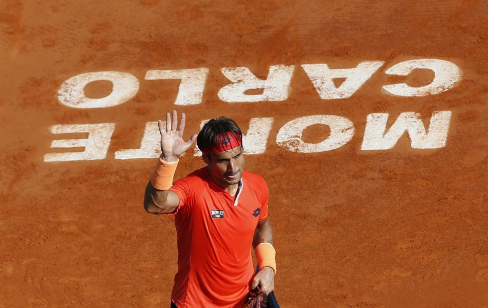 Masters de Montecarlo 2015: Ferrer, Robredo y Granollers a segunda ronda, cae Verdasco