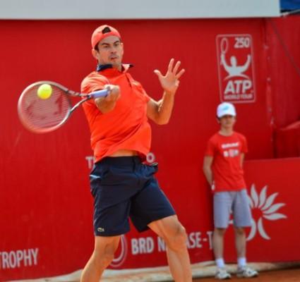 Garcia Lopez a semifinales de Bucarest
