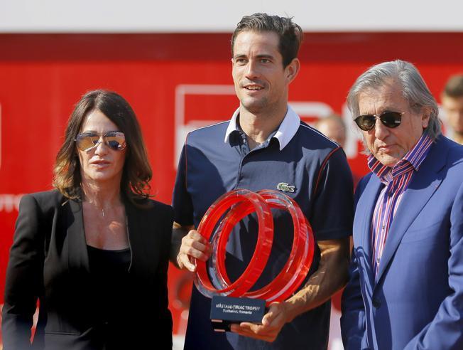 ATP Bucarest 2015: García López gana quinto título profesional