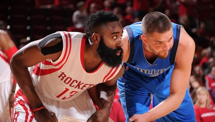 James Harden ha liderado a los Rockets