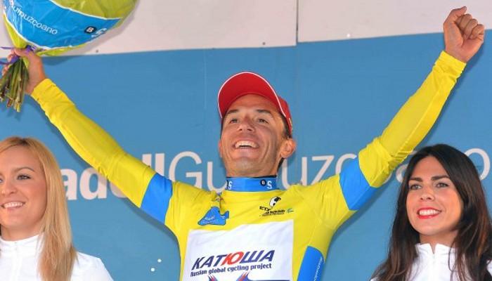 Purito Rodríguez ganó la general de la Itzulia 2015