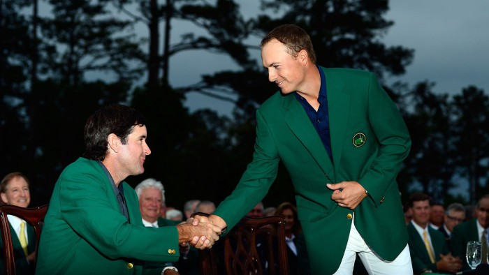 2015 Masters