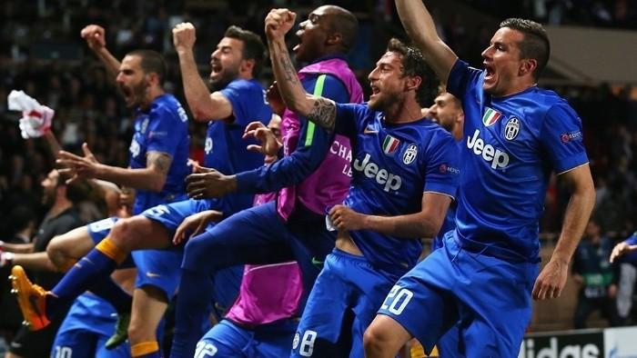 La Juventus vuelve a las semifinales de la Liga de Campeones