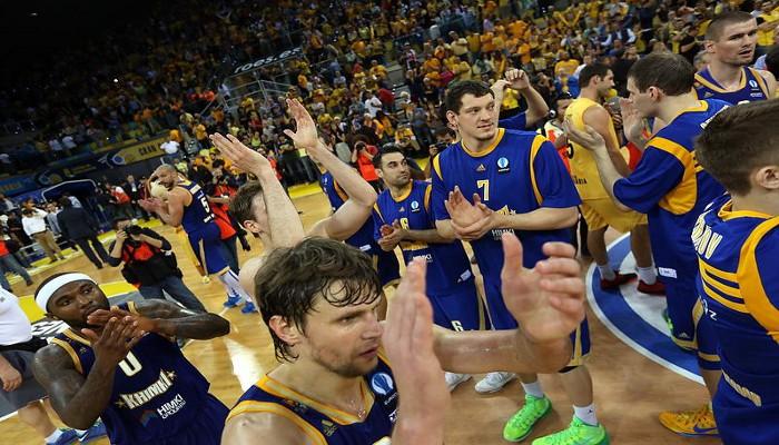 El Khimki ha ganado la Eurocup de baloncesto de 2015