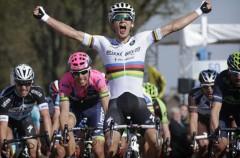 Amstel Gold Race 2015: Kwiatkowski bate a Valverde en la clásica cervecera