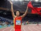 Liu Xiang, el héroe chino, el mejor atleta de su país