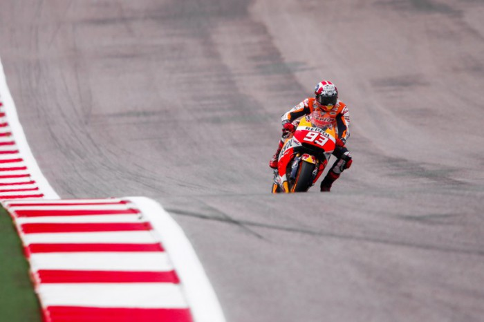 GP de las Américas de Motociclismo 2015: victorias para Marc Márquez, Lowes y Kent