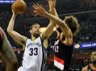 Playoffs NBA 2015: los Grizzlies de Marc Gasol pasan a semifinales