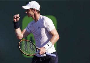 Masters de Miami 2015: Murray avanza junto a Berdych a semifinales