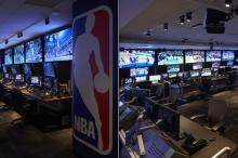 Así es el 'Replay Center' de la NBA, alta tecnología para resolver jugadas dudosas