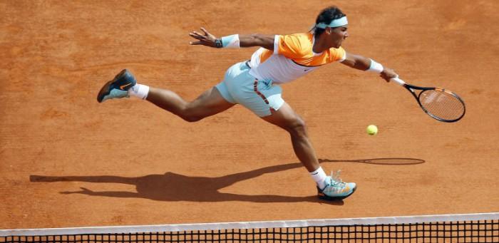 Nadal a semifinales de Montecarlo