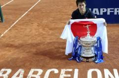 Conde de Godó 2015: Nishikori retiene el título ante Andújar