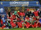 El PSG gana la Copa de la Liga 2015 en Francia