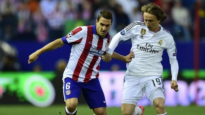 La ida de cuartos acabó sin goles en el derby madrileño