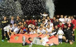 El Real Unión de Irún gana la Copa Federación 2015