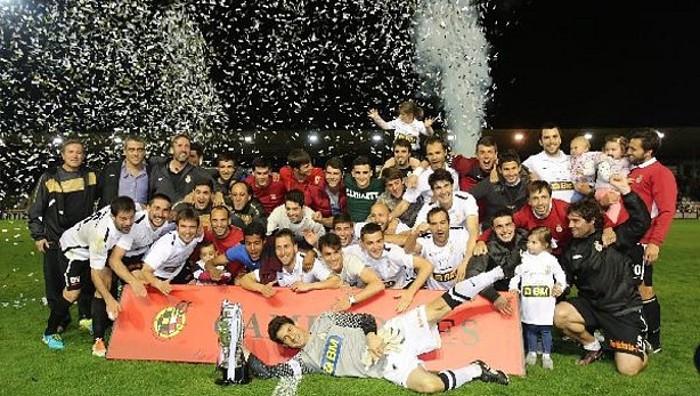 El Real Unión de Irún ganó la última Copa Federación