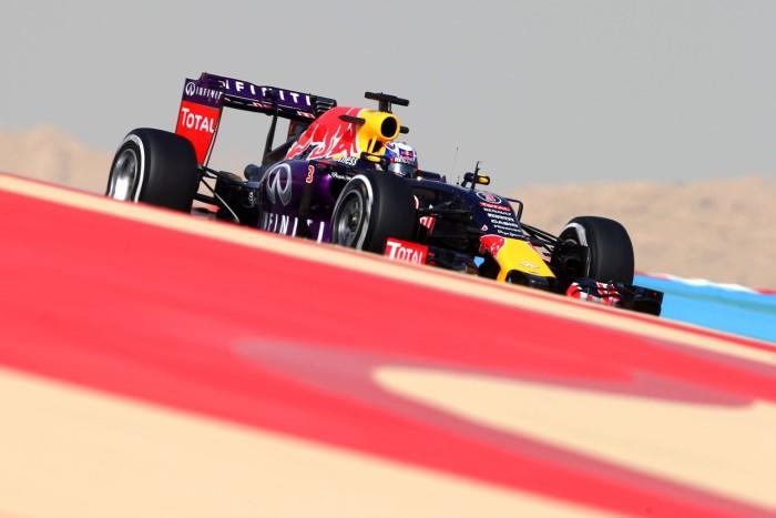 Red Bull en Bahrein
