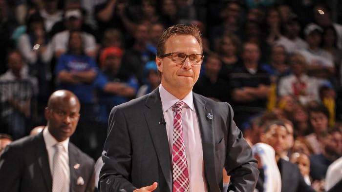 Scott Brooks ya no es el entrenador de los Thunder