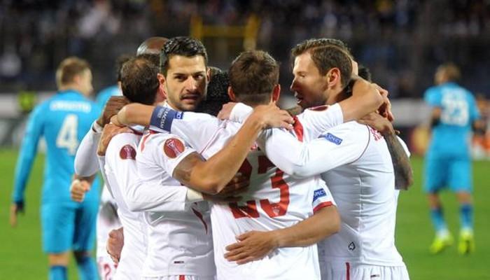 El Sevilla se mete en las semifinales de la Europa League