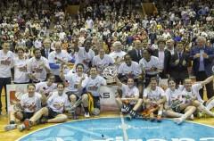 Spar Citylift Girona gana por primera vez la Liga Femenina de baloncesto