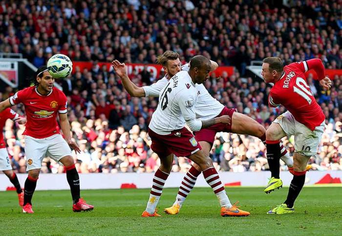 Wayne Rooney marco un golazo