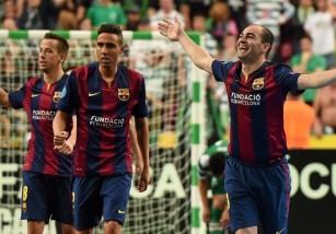 El Barcelona de fútbol sala jugará la final de la UEFA Futsal Cup