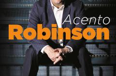 'Acento Robinson', un libro de historias sobre la cara humana del deporte
