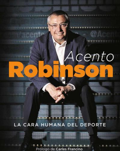 Acento Robinson - Portada