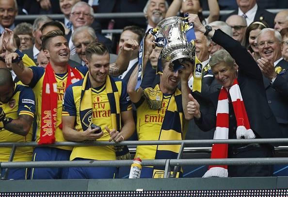 Arsenal gano la FA Cup