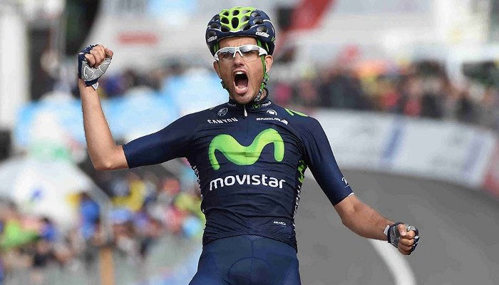 Intxausti consiguió una gran victoria en el Giro de Italia