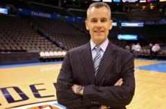 NBA: conocemos a Billy Donovan, el nuevo entrenador de los Thunder