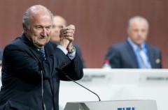 El suizo Joseph Blatter es elegido de nuevo como presidente de la FIFA