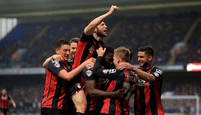 El Bournemouth jugará en la Premier League por primera vez en su historia