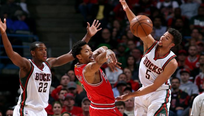Los Bulls han eliminado a los Bucks al sexto partido