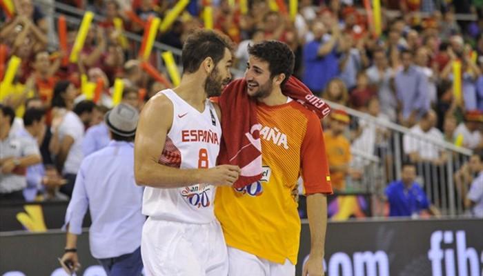Calderón y Ricky Rubio no estará en el Eurobasket de Francia 2015