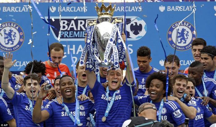 Chelsea campeon Premier League