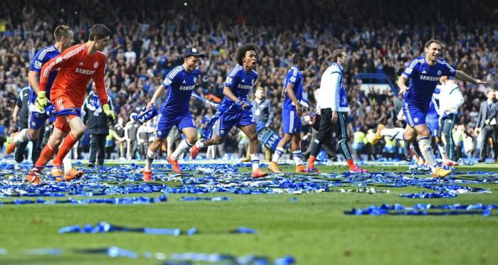 El Chelsea gana la Premier League