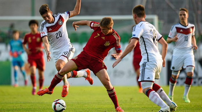 La selección española sub 17 no consiguió plaza para el Mundial