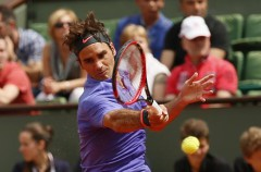 Roland Garros 2015: Federer vence a Granollers, Verdasco y Bautista Agut eliminados
